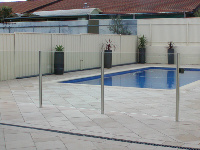 glass pool fencing McLaren Vale Glass