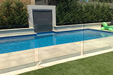 frameless glass pool fence adelaide